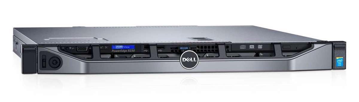 เครื่องเซิร์ฟเวอร์มาตรฐาน Dell 230