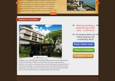 Cucumber Hotel Pattaya