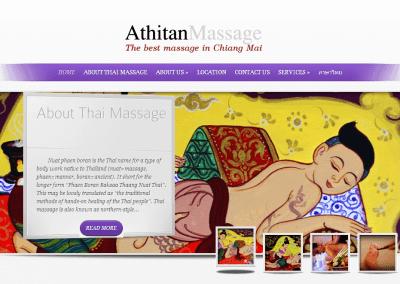 Athitan Massage Chiang Mai