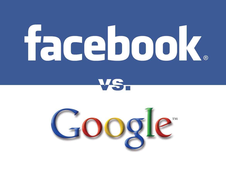 FB VS Google