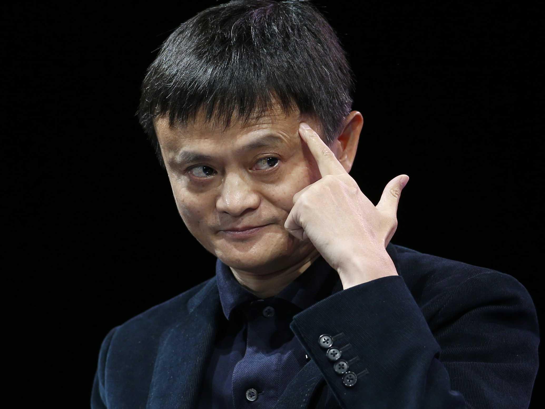 ชีวิตน่าทึ่งของ Jack Ma