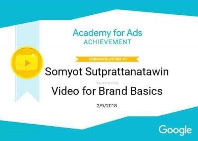Video for Brand Basics