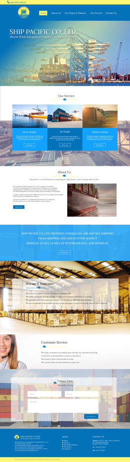 shippacific.com