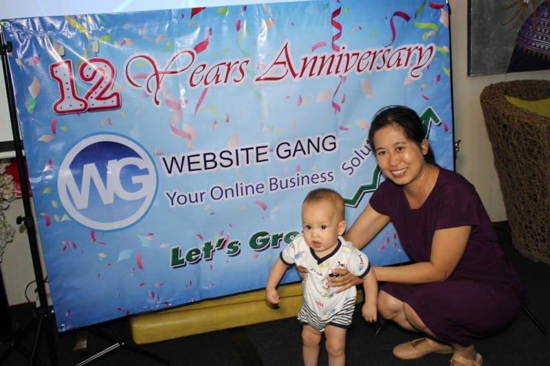 12 Years Anniversary WG