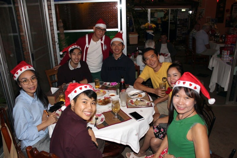 Christmas Party WebsiteGang 2018