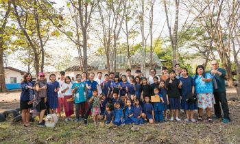 โครงการมอบทุนการศึกษาวันเด็ก 2562