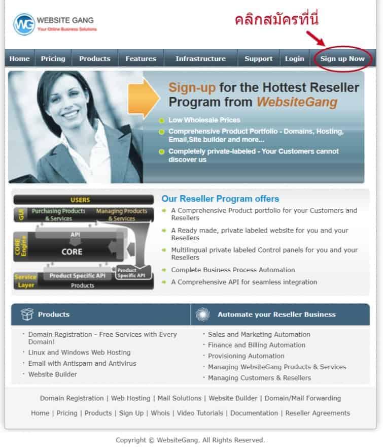 WebsiteGang partner site