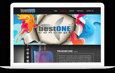 ออกแบบเว็บไซต์บริษัทออกแบบ