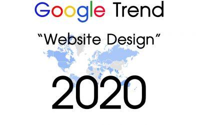 สถิติ Website Design ปี 2020