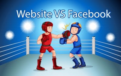 Website กับ Facebook อย่างไหนดีกว่ากัน?