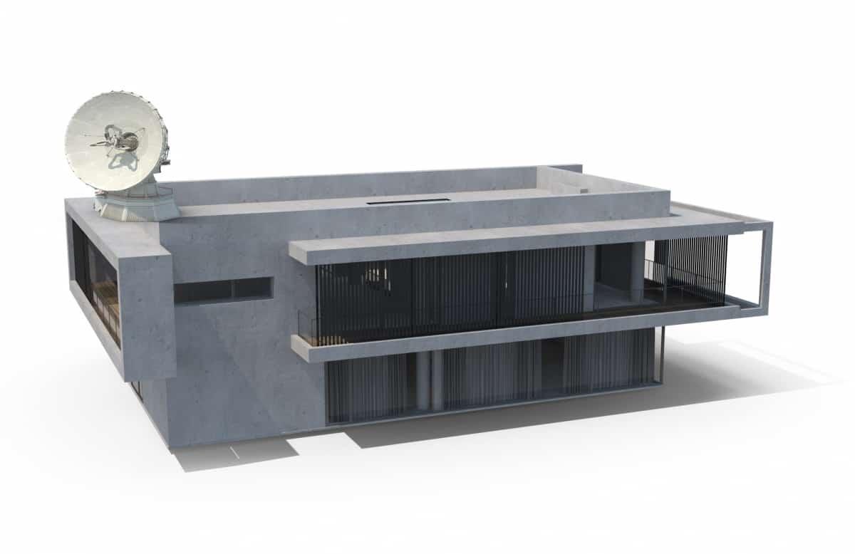 3D building OSC